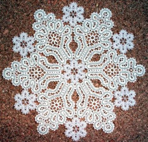 snowflake doily pattern advanced embroidery designs fsl battenberg snowflake