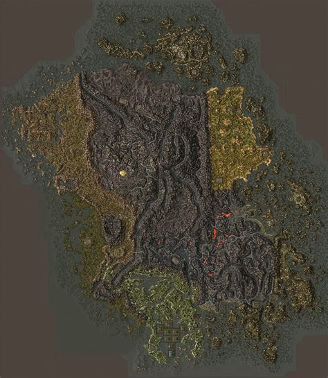 morrowind map the elder scrolls iii morrowind pc map depository the gamer s journal