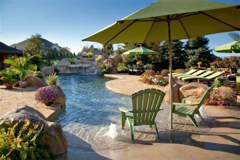 backyard beach design 15 fabulous backyard swimming pool designs you d wish you