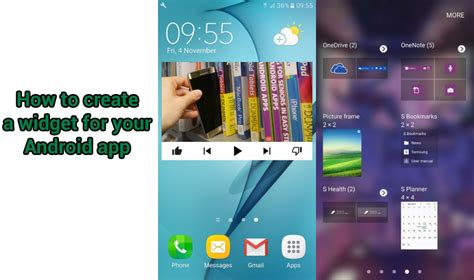 how to create an app for android how to create a widget for your android app android authority