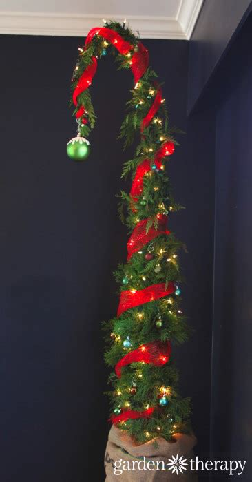 mesh christmas tree with ornaments dr su how to make a nine foot grinch tree