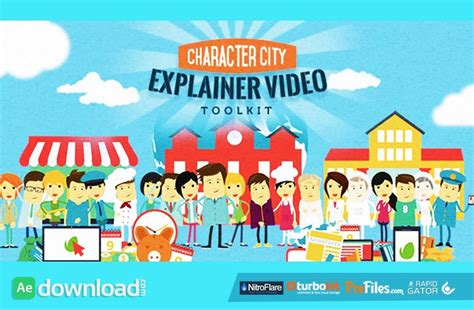 explainer video templates project for after effects videohive 10 best free explainer video after effects templates