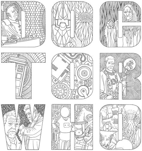 book quotes colouring book books doctor who the colouring book merchandise guide the
