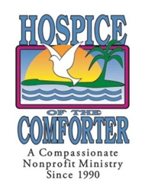 hospice of comforter guiding a patient s end of life journey with hospice
