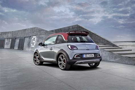 opel germany opel prices adam rocks s from 19 990 in germany carscoops