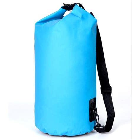 Tas Laptop Anti Air tas anti air bag 5 liter blue jakartanotebook