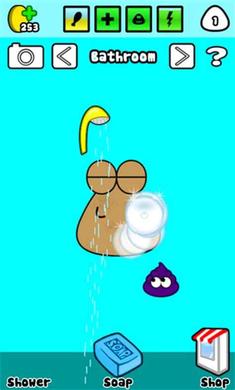 download mod game pou pou for android download