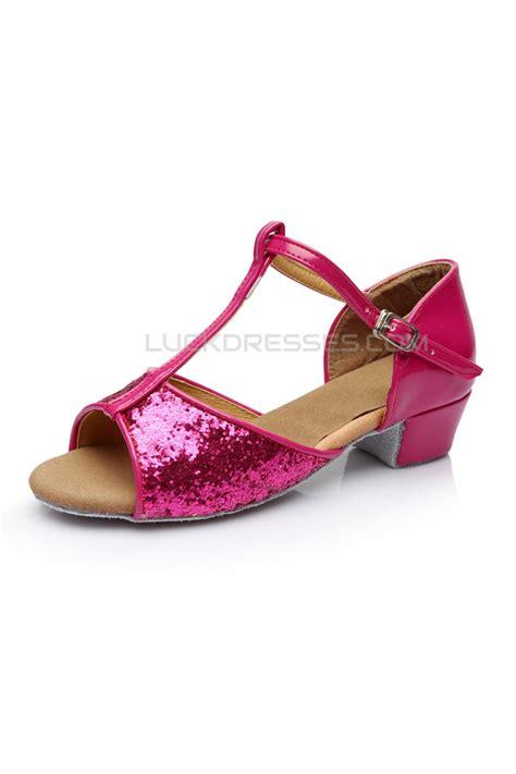 sparkling shoes for s fuschia sparkling glitter flats salsa