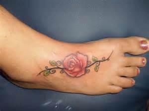 23 uplifting rose tattoos for women