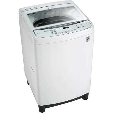 Lg Top Loading Washer T2350vsam lg wtg7532w 7 5kg top load washer at the guys