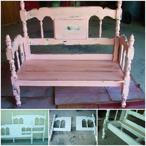 diy headboard bench style to move blog very cool diy a headboard bench