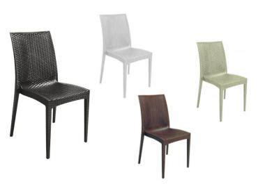 sedia rattan sedia in rattan 187 acquista sedie in rattan su livingo