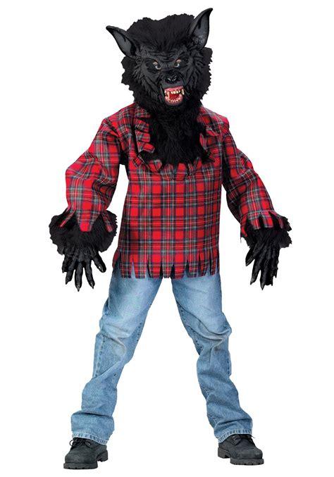 wolf costume wolf costume