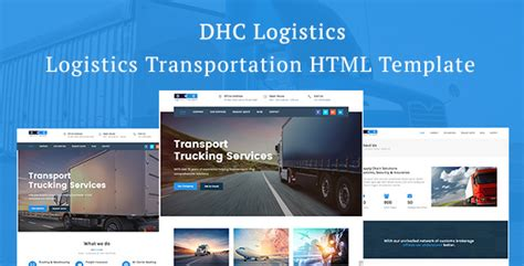 Express Logistics Transport Logistics Html Template dhc logistics transportation html template nulled