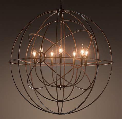 Foucault Orb Chandelier 25 Best Ideas About Orb Chandelier On Modern Kitchen Lighting Modern Post Lights