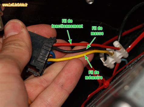 formidable fils electrique de couleur 6 autoradio prise branchement autoradio r21