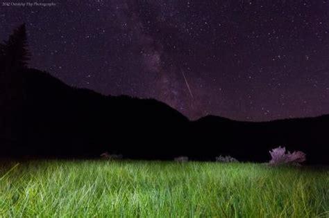 Meteor Shower Spokane by Perseid Meteor Shower Delights Area Cers The