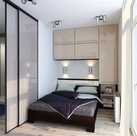 Bedroom Wardrobe Designs For Small Bedrooms Gorgeous 10 Small Bedroom Design Ideas Rule For Creating Smart Design Built In Wardrobe Designs