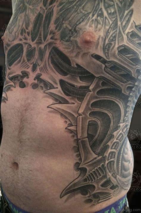 biomechanical tattoo girl 50 rare biomechanical tattoos for rib