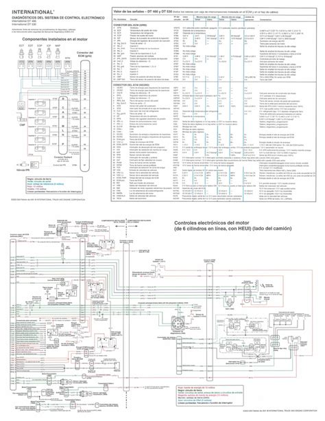ddec iii ecm wiring diagram pdf ddec wiring diagram images