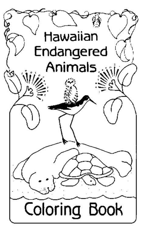 coloring pages endangered animals free coloring pages of endangered animals