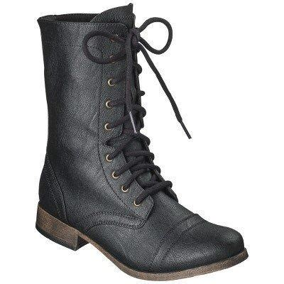 boots for target s mossimo supply co khalea combat from target