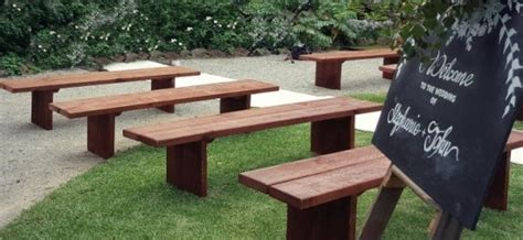 benches for hire wedding chair hire ottomans benches weddings melbourne