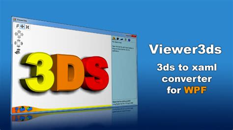 converter xaml new versions of 3d libraries bring wpf 3d to a completely