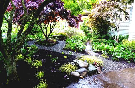 japanese front yard landscape design wonderful backyard landscaping hill with wonderful