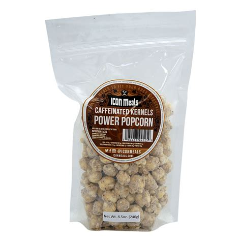 protein popcorn buy icon meals protein popcorn 163 6 99 a bag this month