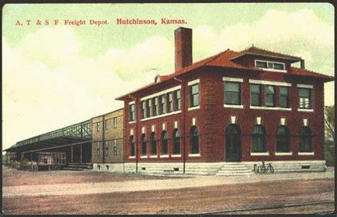 Office Depot Topeka Ks by Hutchinson Kansas 1908 Atchison Topeka Santa Fe