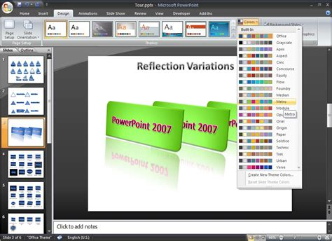 themes for windows powerpoint 2007 microsoft office powerpoint 2007 themes microsoft office
