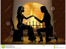 Couple In Front Of The Fireplace Stock Image - Image: 34787731 Firewood Prices