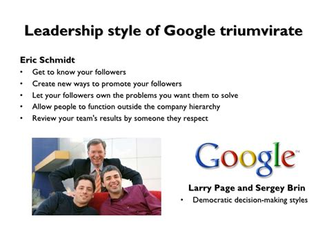 google images leadership human resource management issues at google