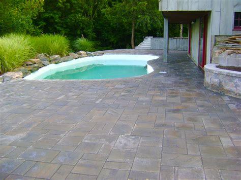 blue patio langer landscapes your leading landscape garden design