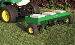 Lawn mower roller attachment car interior design