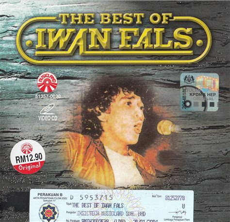 vcd iwan fals in the best of iwan fals vcd i musicland