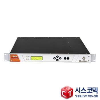 Lumantek Hd Encoder Modulator 방송통신장비 종합쇼핑몰 시스코텍 hat 2110 luimantek 루만텍 hd 모듈