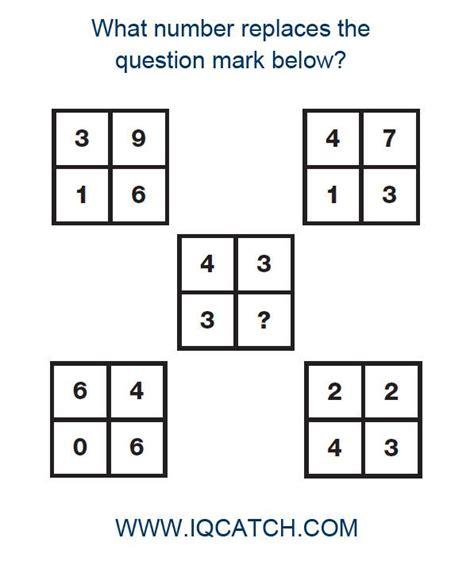 quiz questions difficult mensa iq test iq test online test my iq mensa level