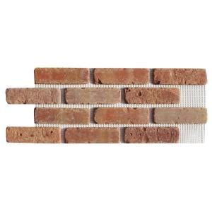 mill brick dixie clay brickweb thin brick flats bw