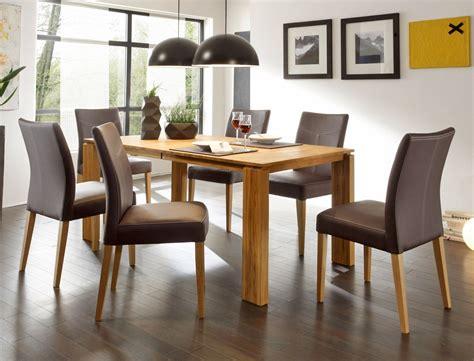 polsterstuhl esszimmer stuhl lenia kunstleder massivholz polsterstuhl varianten