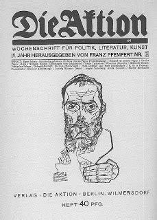 Expressionismo: Literatura