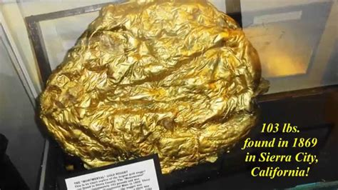 real gold plates discovered across the world california s largest gold nugget youtube