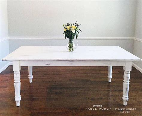 White Distressed Kitchen Table by Best 25 Distressed Dining Tables Ideas On Diy