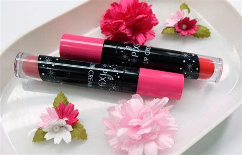 Warna Lipstik Pixy Dan Harganya sudah coba lipstick matte dari pixy lip daily