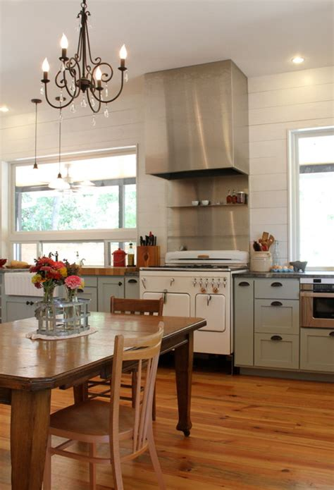 Open Kitchen Designs For Small Kitchens 13 ways shiplap adds charm to any room town amp country living