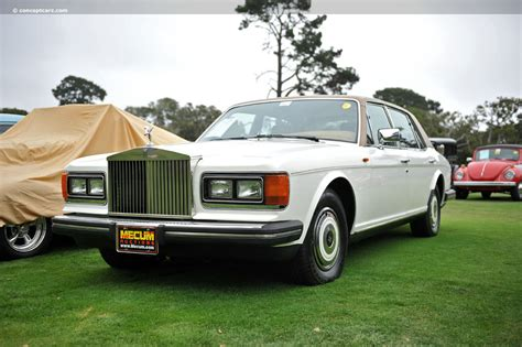 rolls royce silver spur auction results and data for 1987 rolls royce silver spur