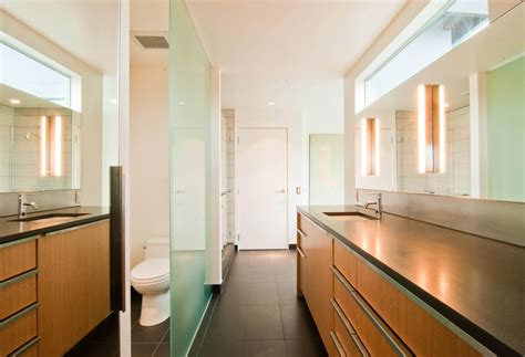 mid century modern bathroom design 27 amazing ideas and pictures of mid century modern