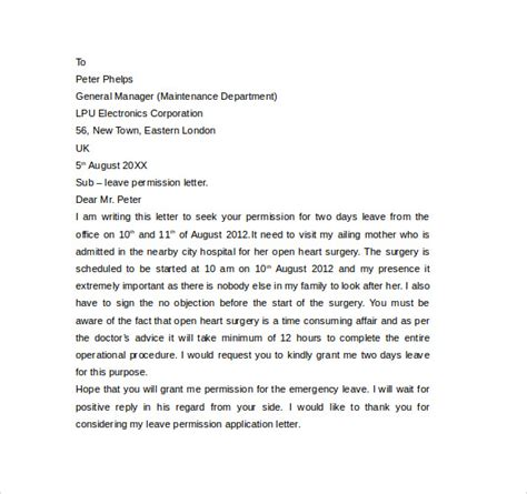 Explanation Letter For Leave Without Permission search results for explanation letter calendar 2015