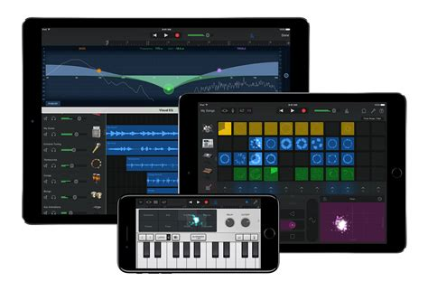 Garage Band Update by Garageband 2 2 For Ios Adds Alchemy Synth And More